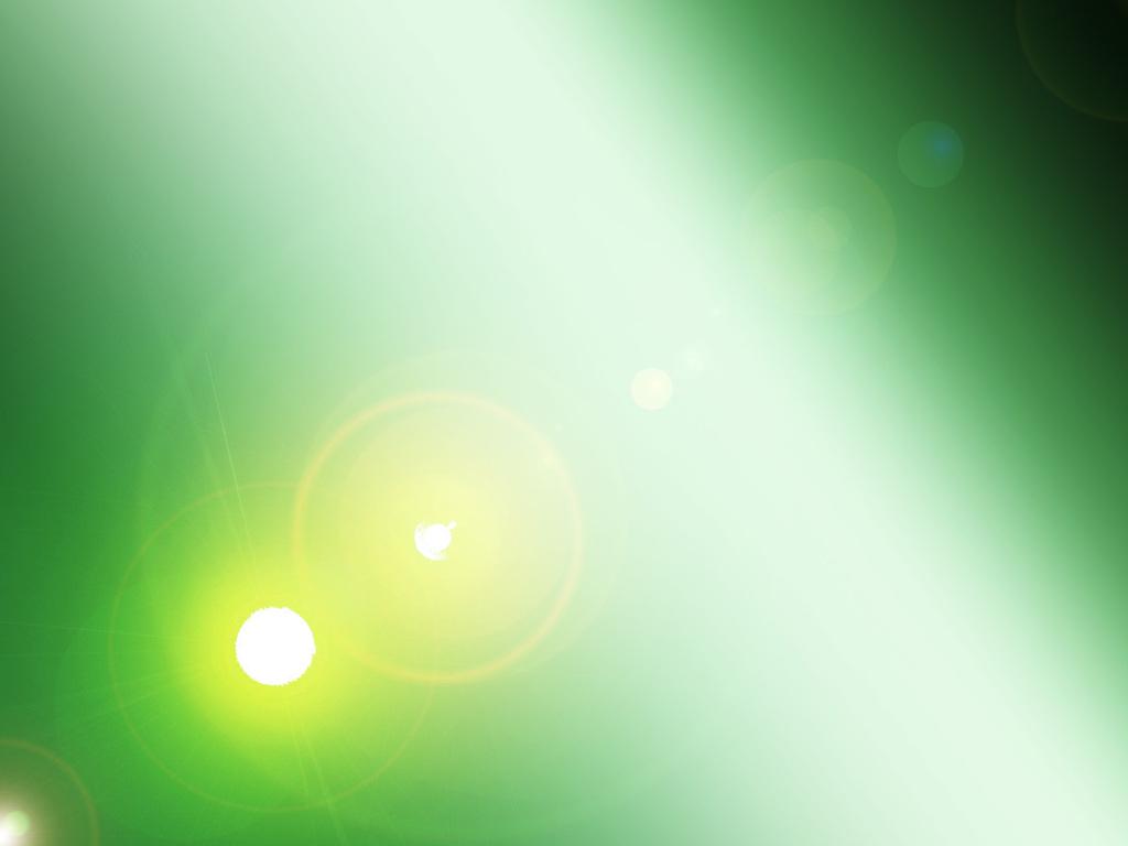 光のフレア