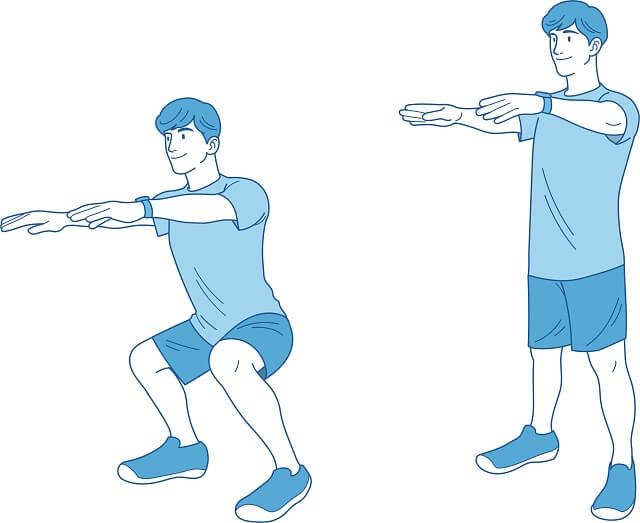 ダイエット中の運動