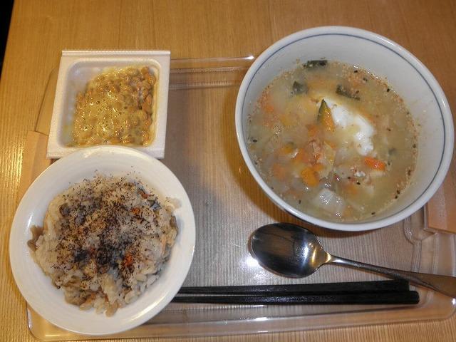 ダイエット中の朝食