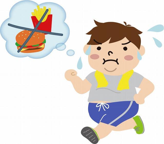 ダイエットの運動は大変